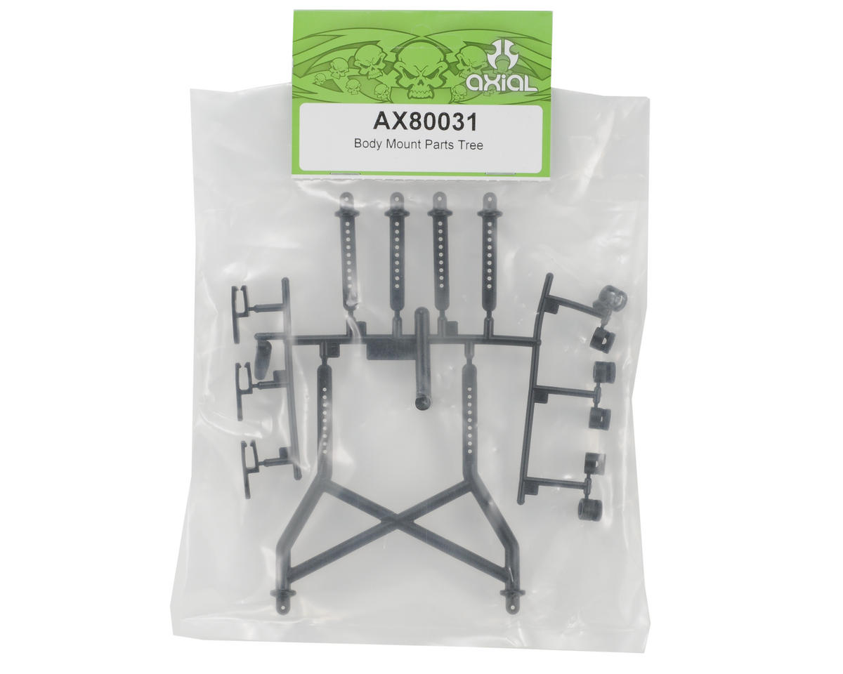 Axial Racing Body Mount Parts Tree