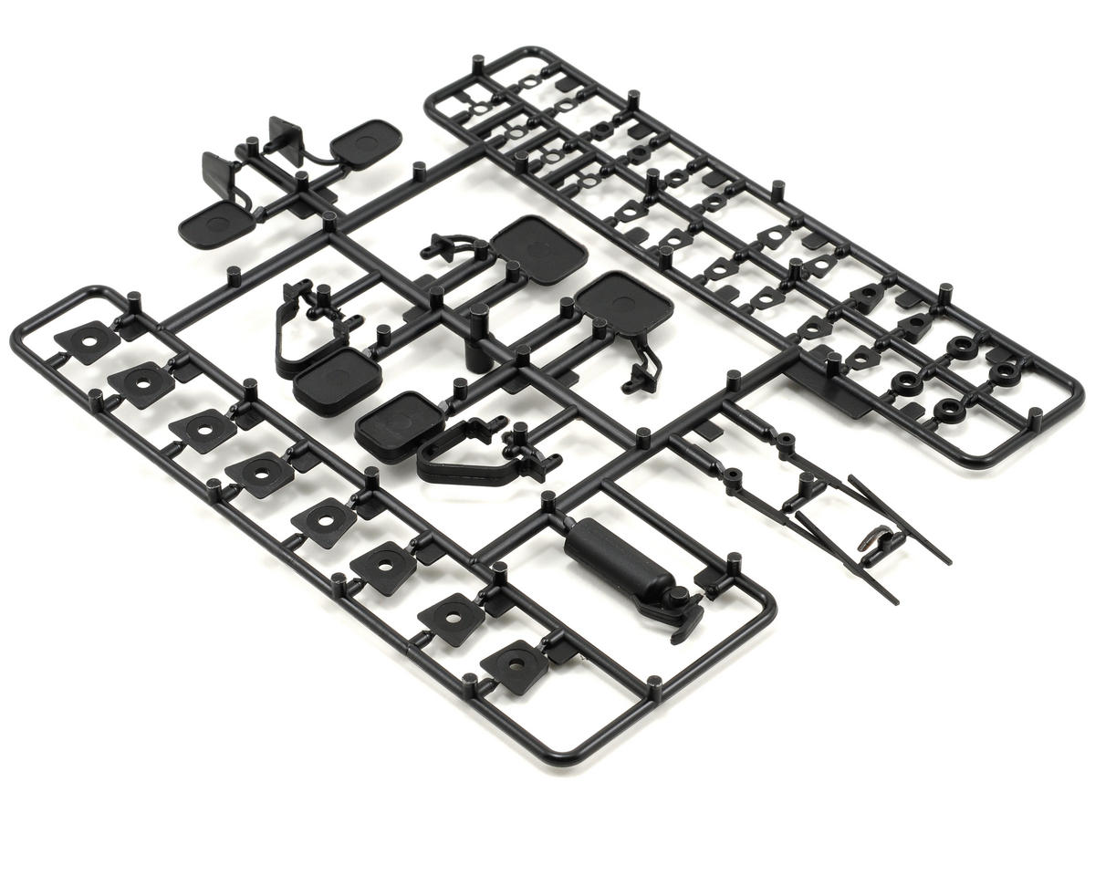 Axial Racing Exterior Detail Parts Tree (Black)