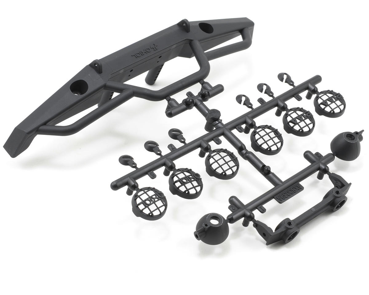 Front Plate Bumper Set by Axial Racing