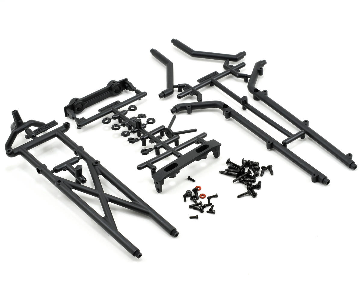 Axial 1/10 Scale Truggy Bed Set