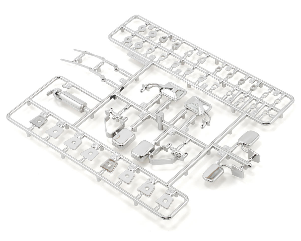 Axial Racing Exterior Detail Parts Tree (Chrome)