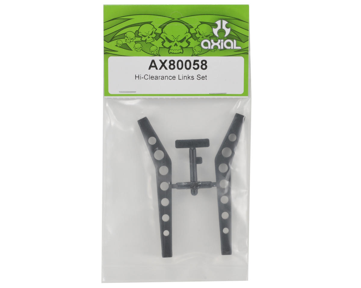 Axial Racing Hi-Clearance Link Set (2)