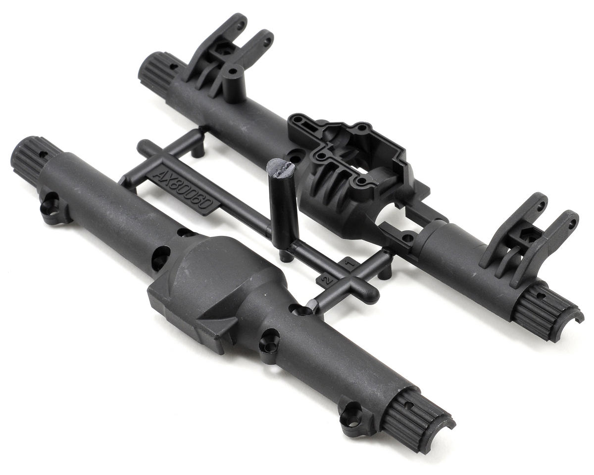 Axial Racing Front Axle Case Set