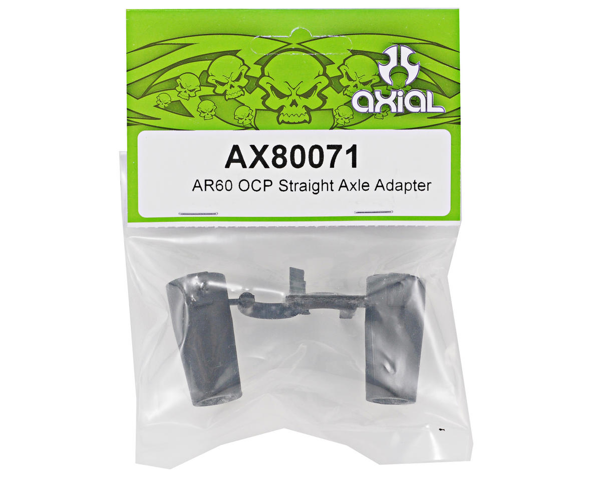 Axial AR60 OCP Straight Axle Adapter