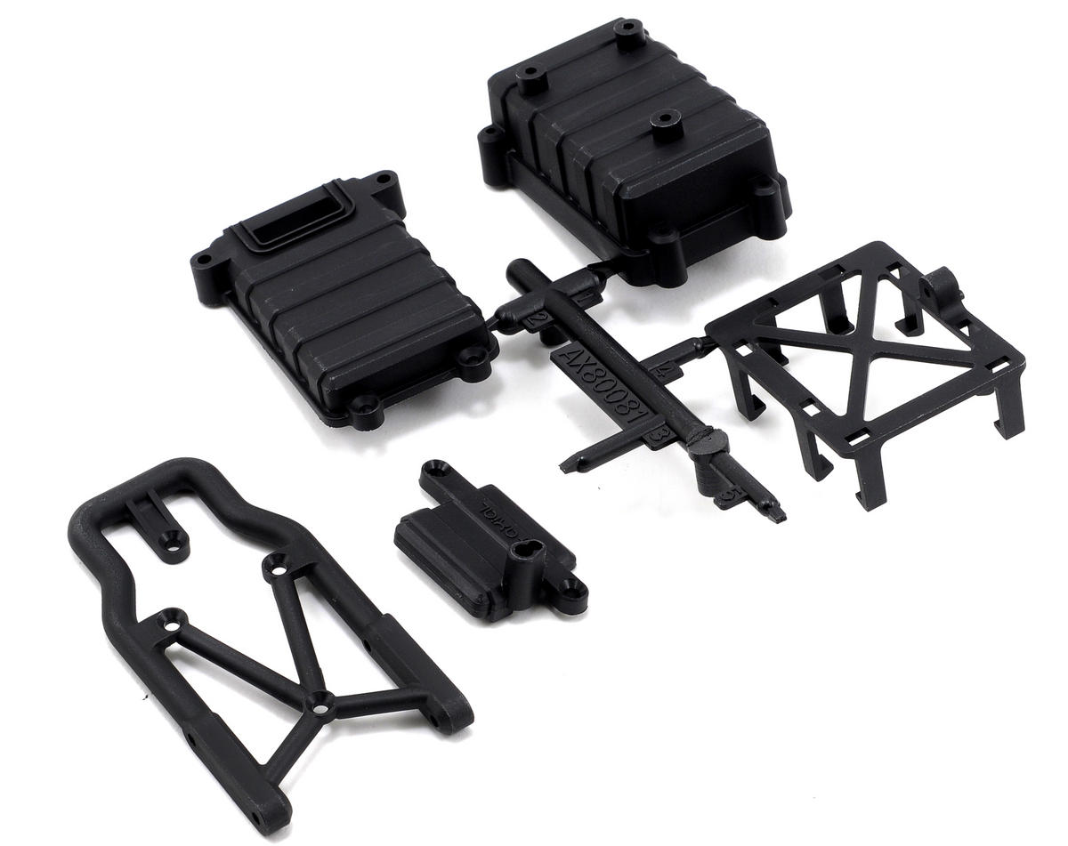 Wraith Tube Frame Electronics Box by Axial