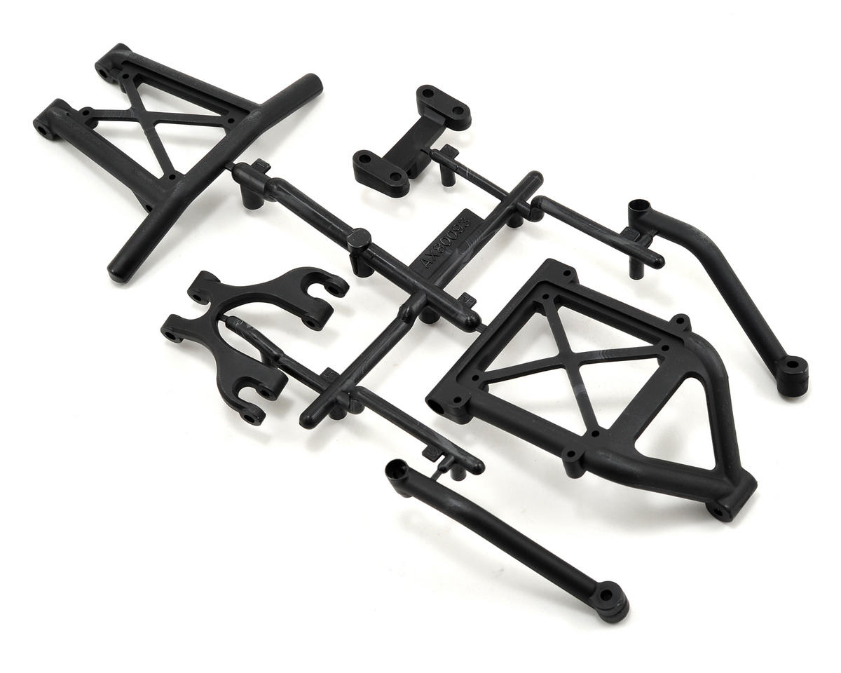 Axial Racing Front & Rear Tube Bumper Set