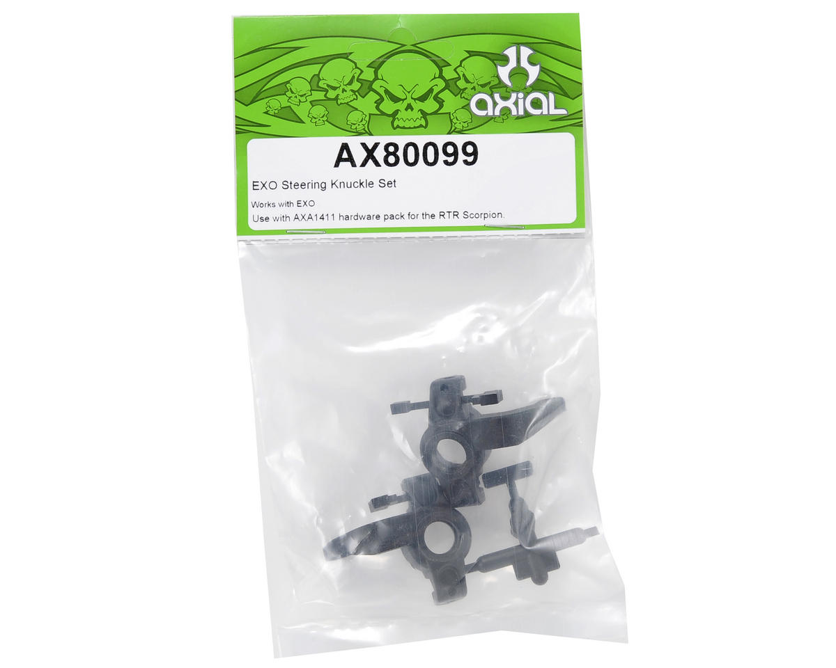 Axial Racing Steering Knuckle Set