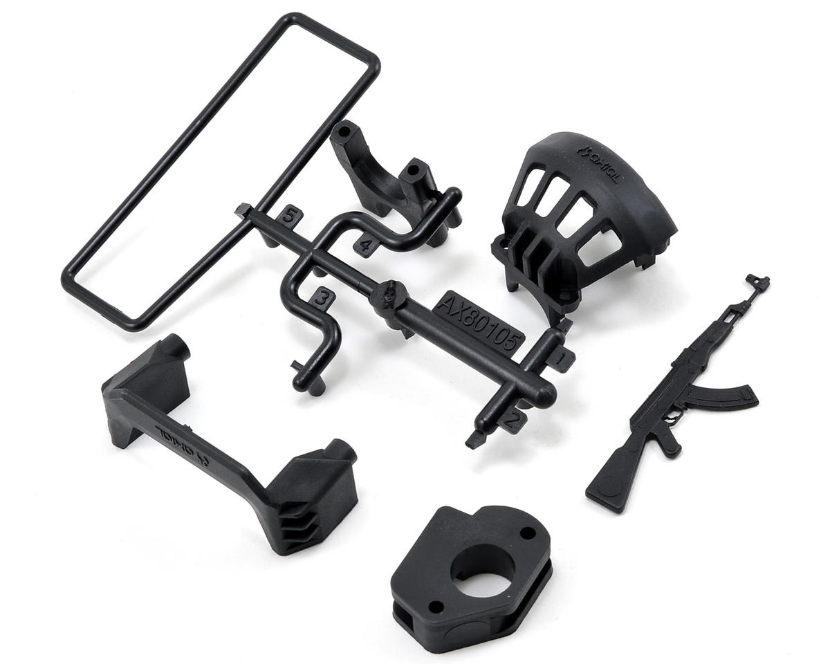 Axial Racing Chassis Component Mount Set