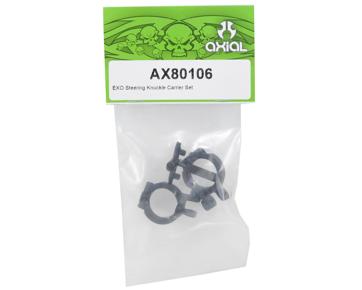 Axial Steering Knuckle Carrier Set