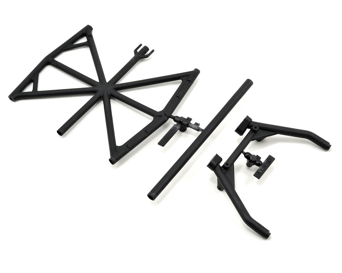 Axial Racing Center/Top & Front Roll Cage Set