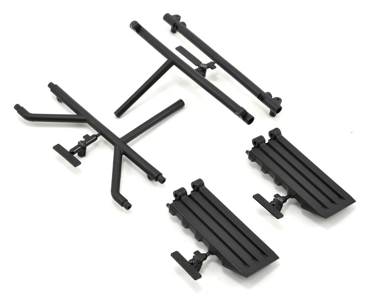 Axial Racing Center/Lower Roll Cage Set