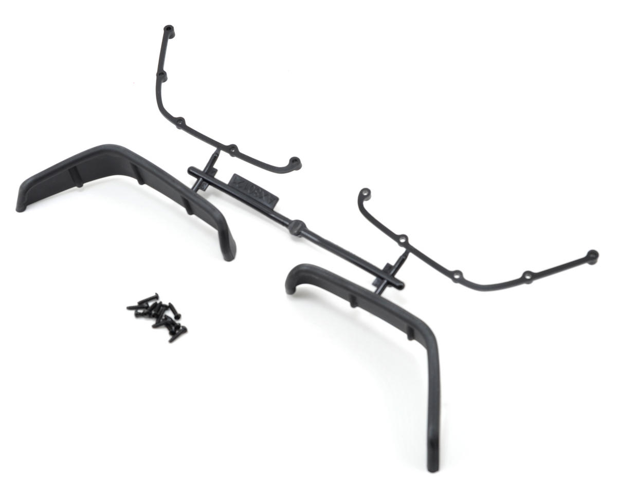 Axial Poison Spyder JK Crusher Fender Flare Set (Front)