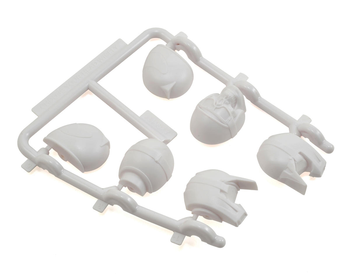 Axial Racing Styrene Helmet Set