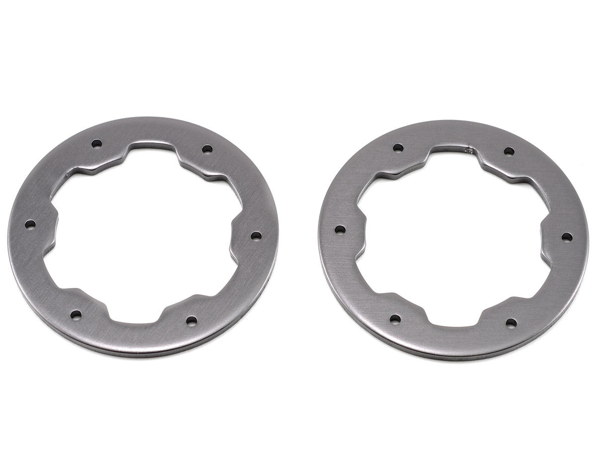 "Axial 1.9"" Beadlock Rock Ring (2) (Grey)"