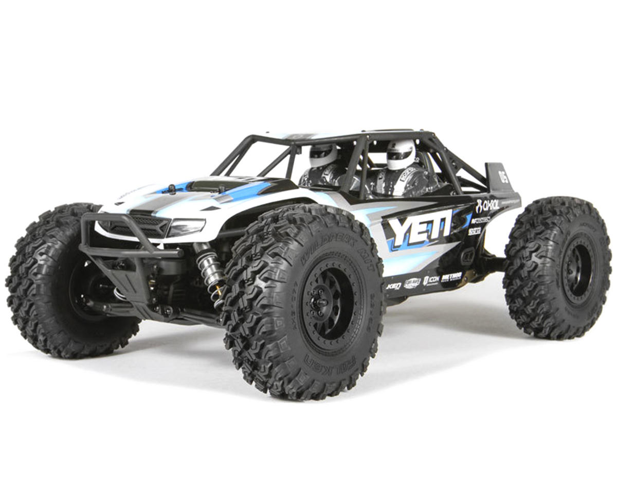 """Yeti"" 1/10 4WD Electric Rock Racer Kit"