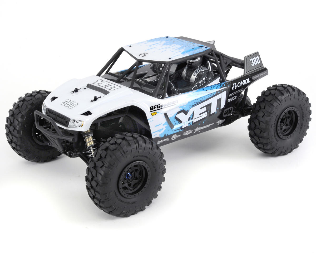 """Yeti"" 1/10th 4WD Ready-to-Run Electric Rock Racer by Axial Racing"
