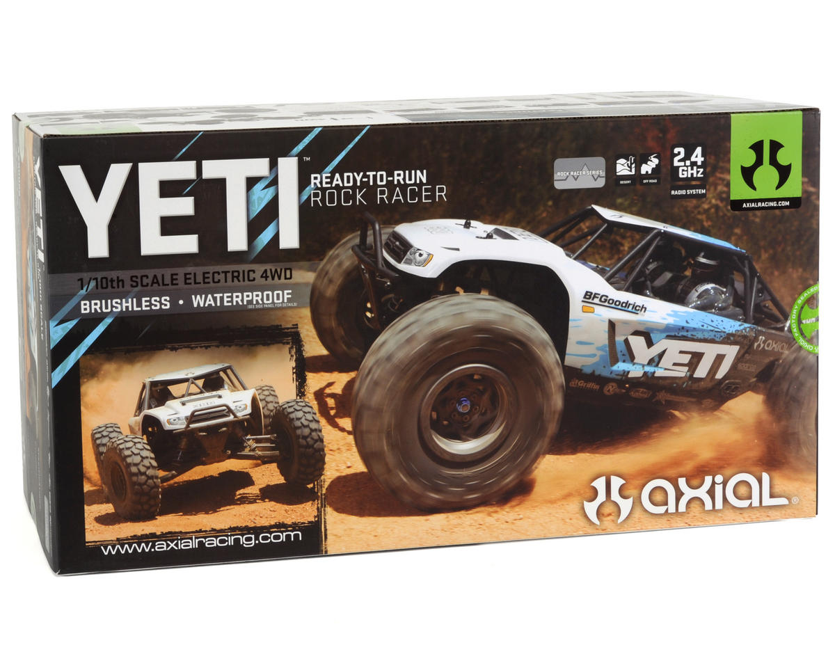 "Image 7 for Axial ""Yeti"" 1/10th 4WD Ready-to-Run Electric Rock Racer"