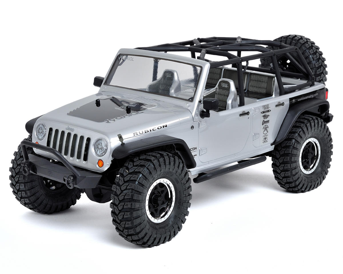 Axial Jeep Wrangler Rubicon : Document moved