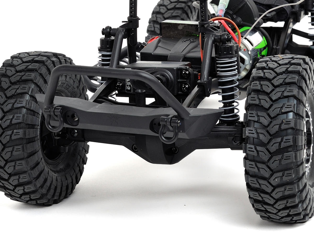 Axial SCX10 2012 Jeep Wrangler Unlimited Rubicon Rock Crawler