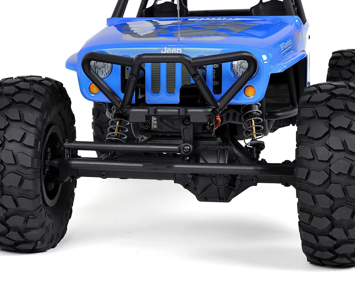 "Axial Wraith ""Jeep Wrangler Poison Spyder"" RTR 4WD Electric Rock Crawler"