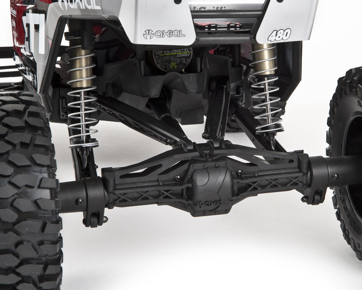 "Axial ""Yeti XL"" 1/8th 4WD Ready-to-Run Electric Monster Buggy"