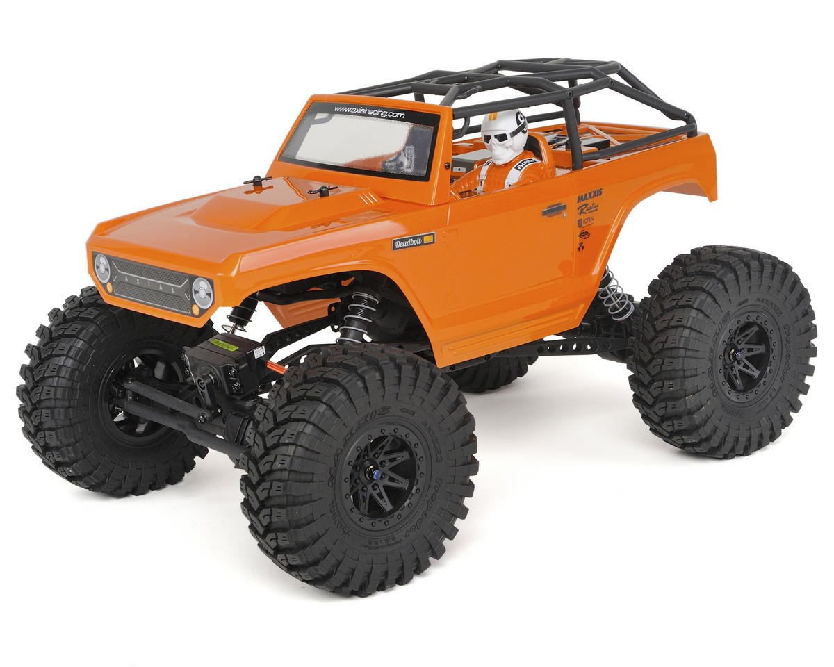 "Axial Racing AX10 ""Deadbolt"" RTR 4WD Electric Rock Crawler"