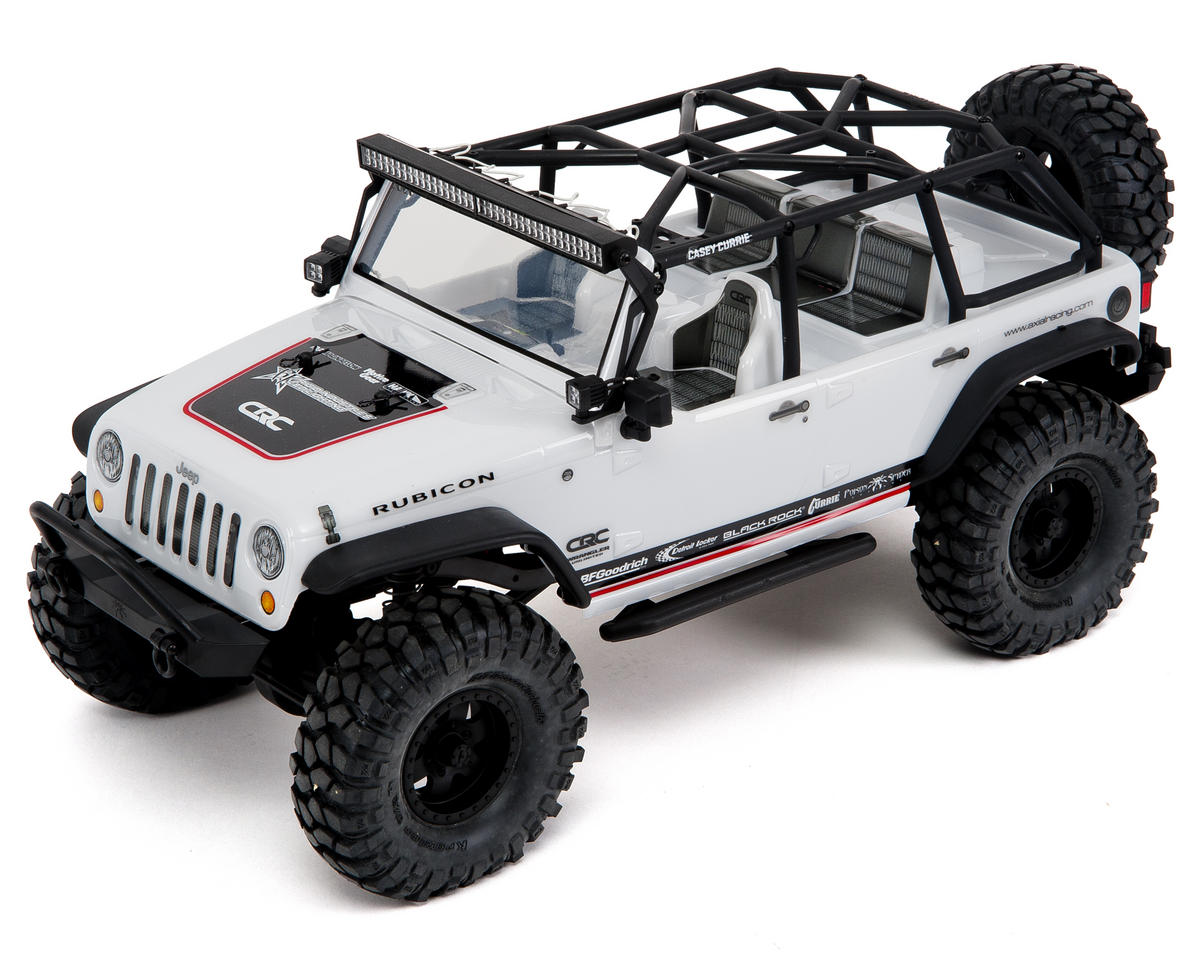 "Axial SCX10 ""2012 Jeep Wrangler Unlimited C/R Edition"""