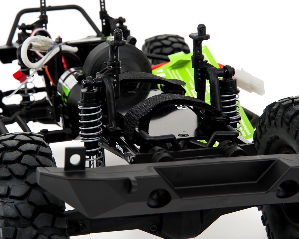 "Axial Racing SCX10 ""2012 Jeep Wrangler Unlimited C/R Edition"""