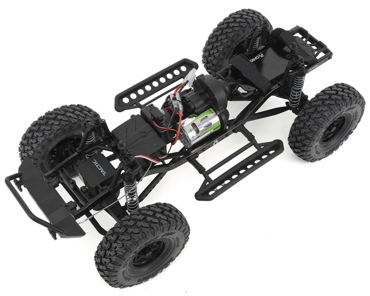 "Axial SCX10 ""Jeep Wrangler Unlimited G6"" Falken 1/10 Crawler"