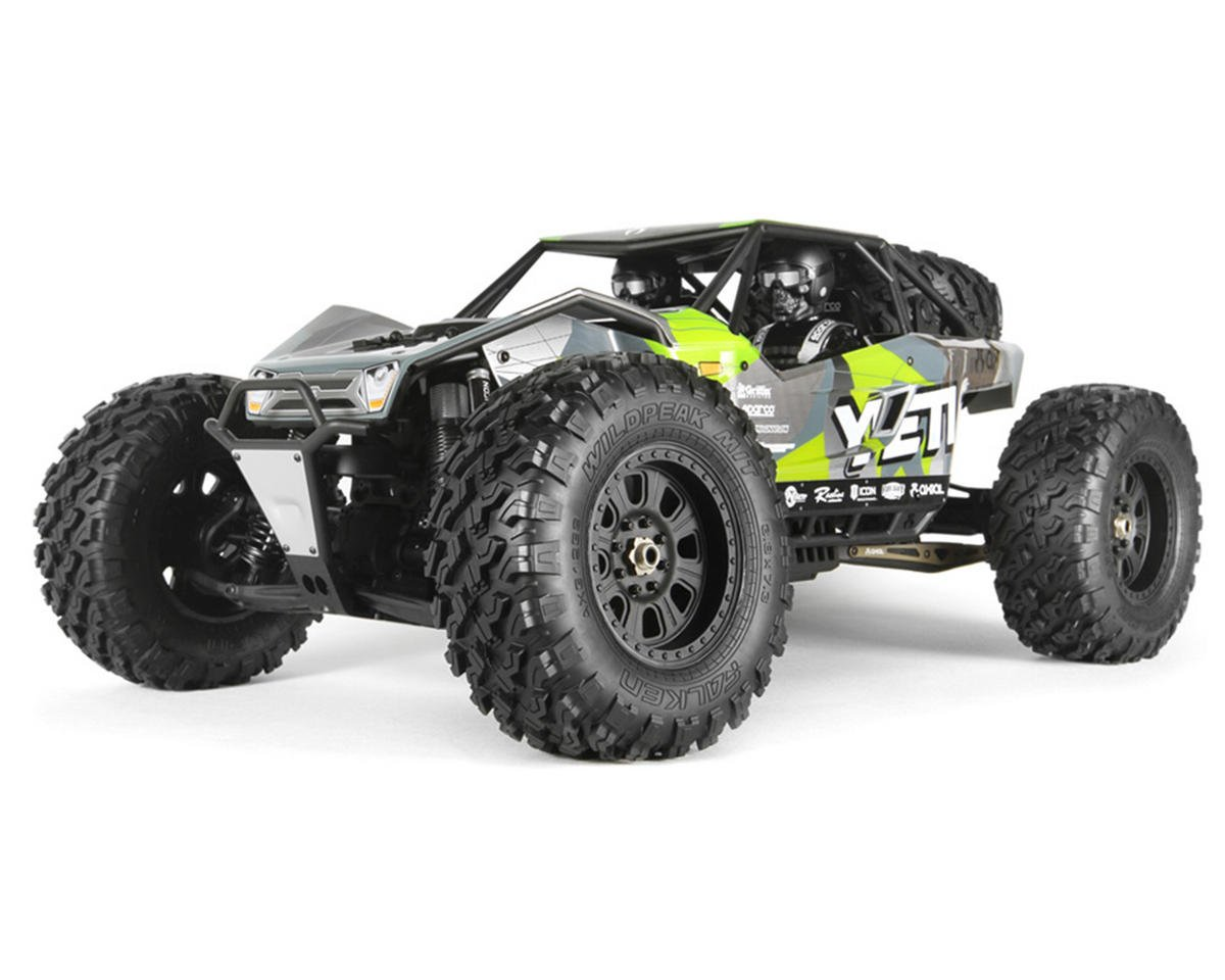 """Yeti XL"" 1/8 4WD Electric Monster Buggy Kit by Axial Racing"
