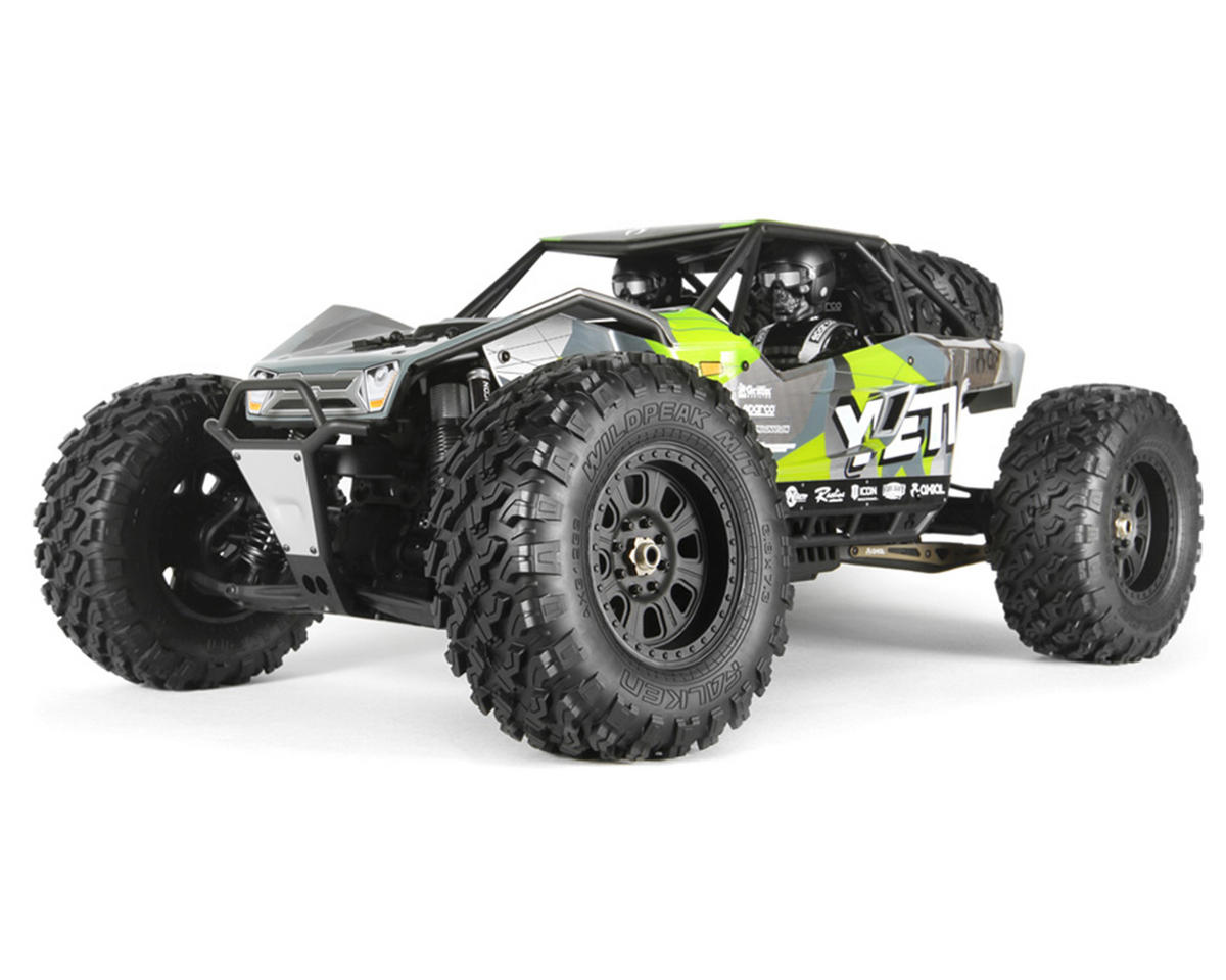 "Axial Racing ""Yeti XL"" 1/8 4WD Electric Monster Buggy Kit"