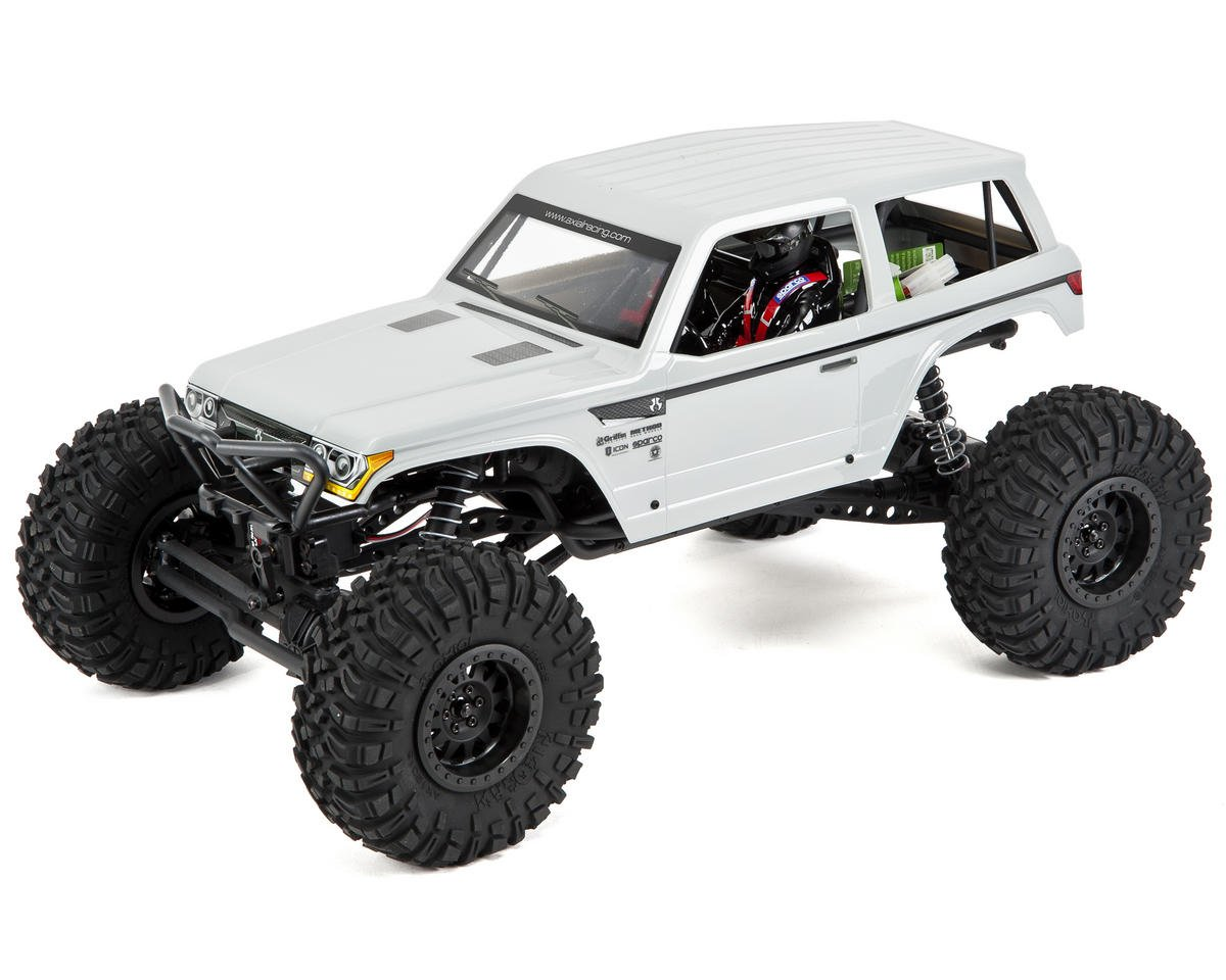 "Wraith ""Spawn"" RTR 4WD Electric Rock Crawler"