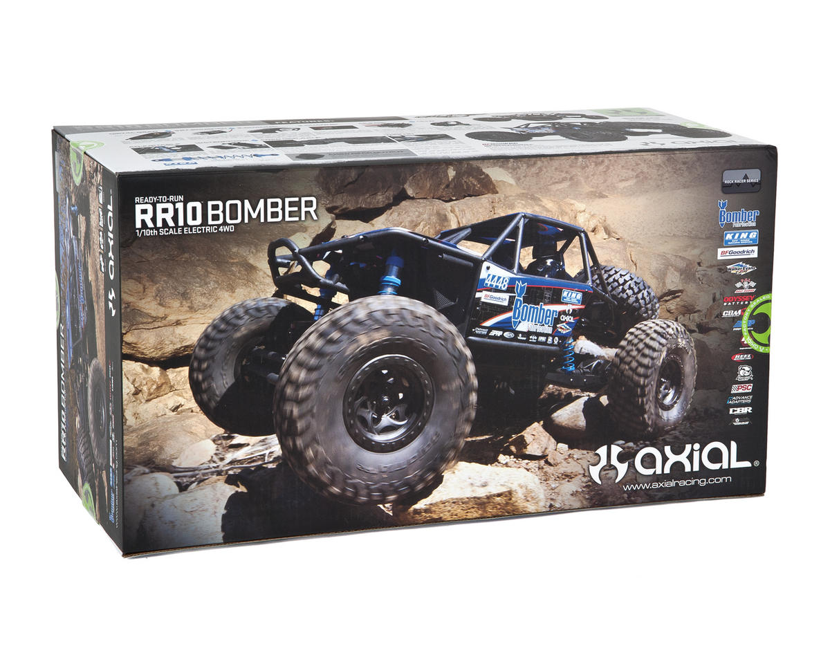 Axial Racing RR10 Bomber RTR Rock Racer