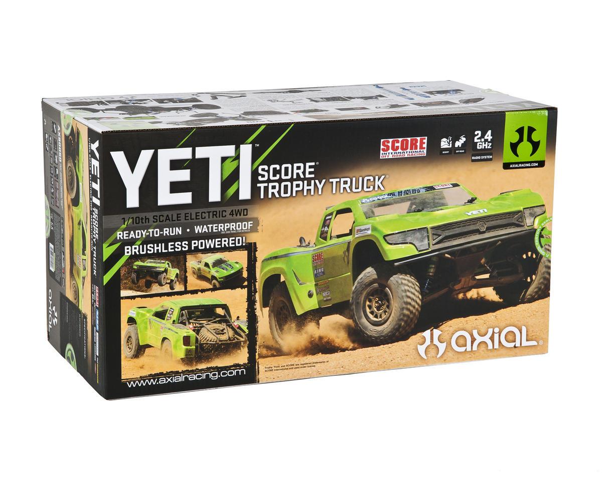 Axial Yeti SCORE Trophy Truck