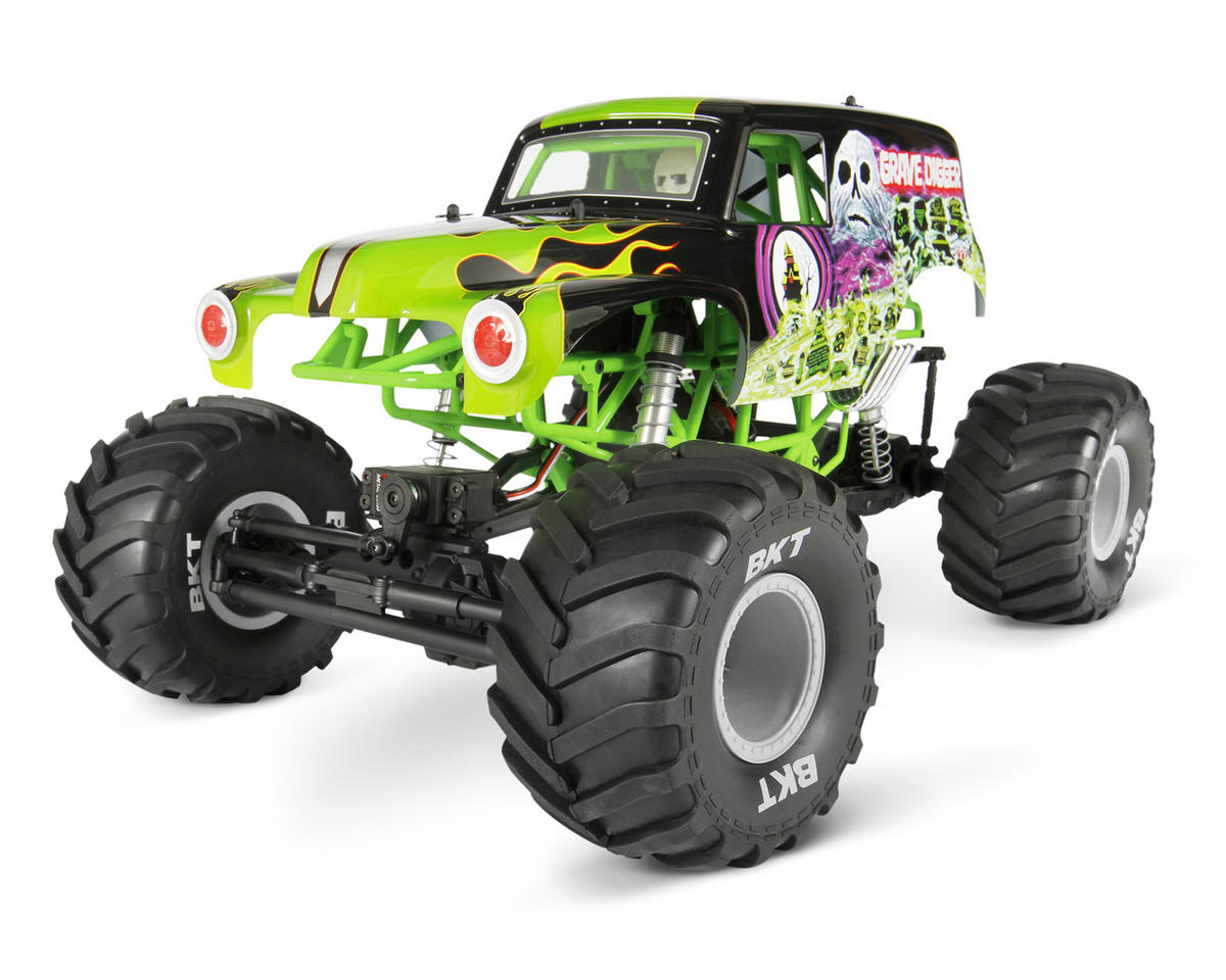 SMT10 Grave Digger 4WD RTR Monster Truck by Axial
