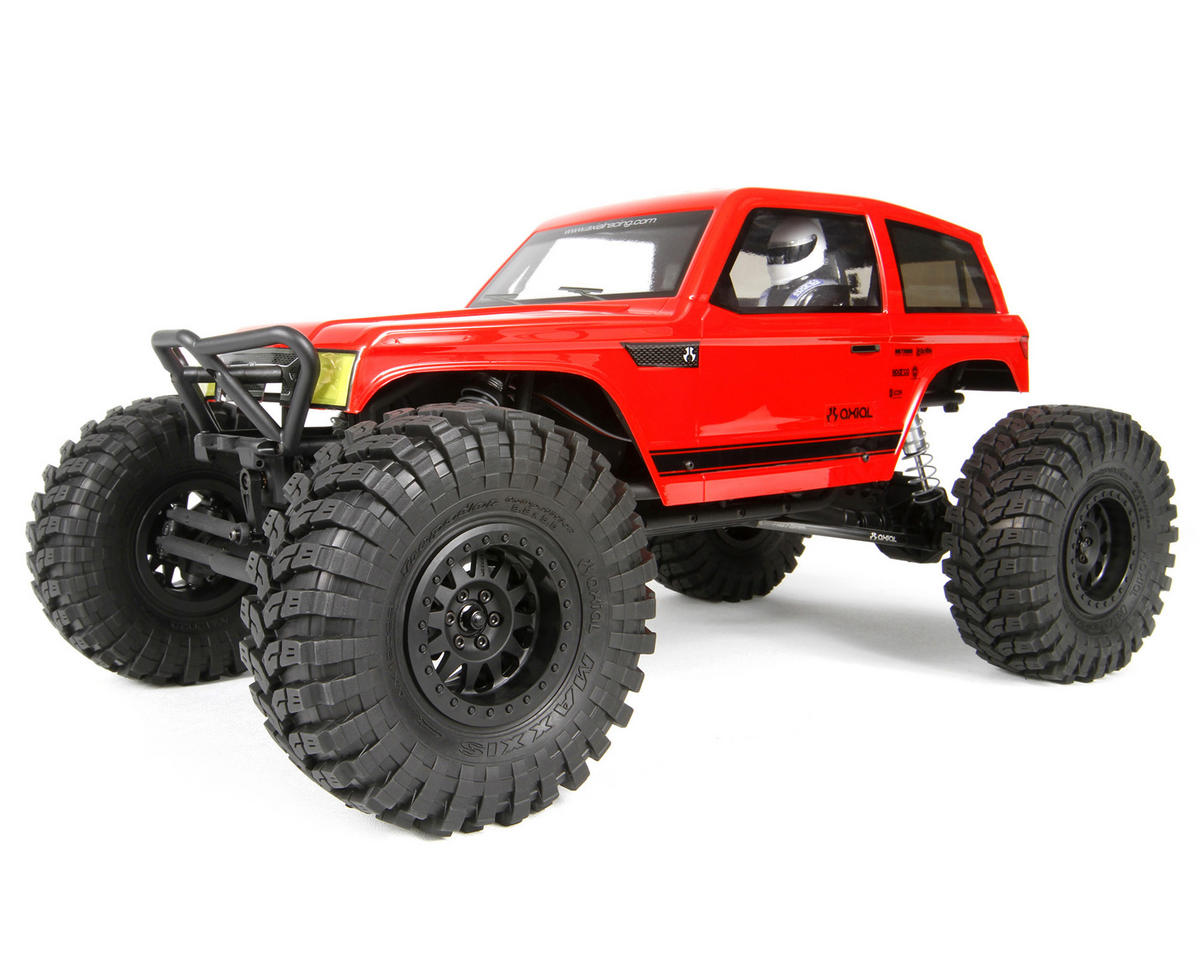 "Wraith ""Spawn"" 1/10 4WD Electric Rock Racer Kit by Axial Racing"
