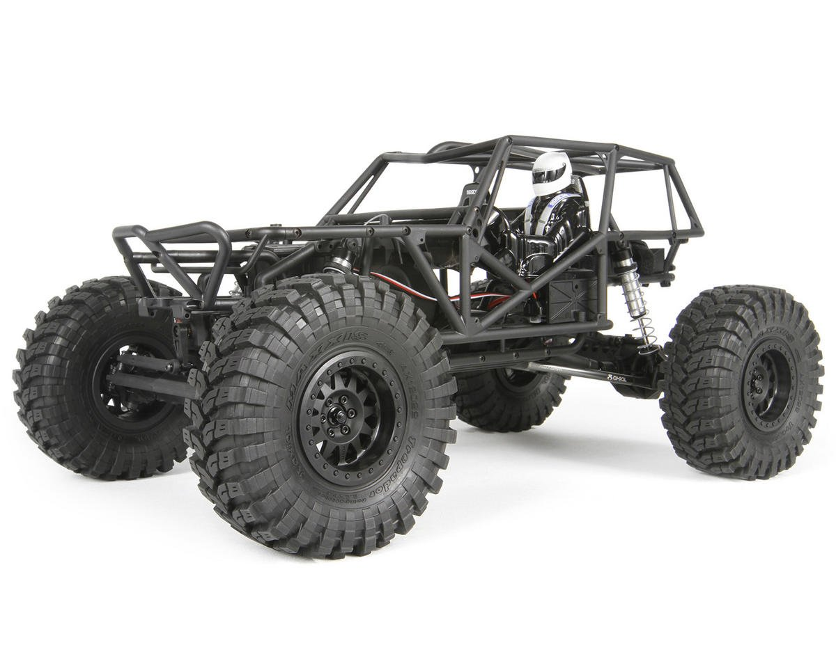 "Axial Racing Wraith ""Spawn"" 1/10 4WD Electric Rock Racer Kit"