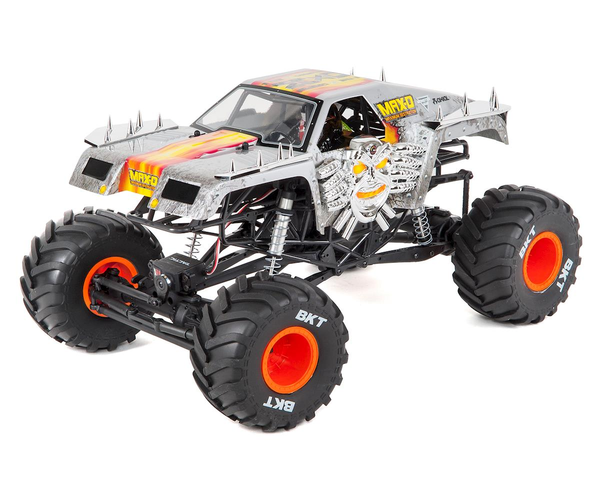 Axial Racing SMT10 MAX-D Monster Jam 1/10 4WD RTR Monster Truck
