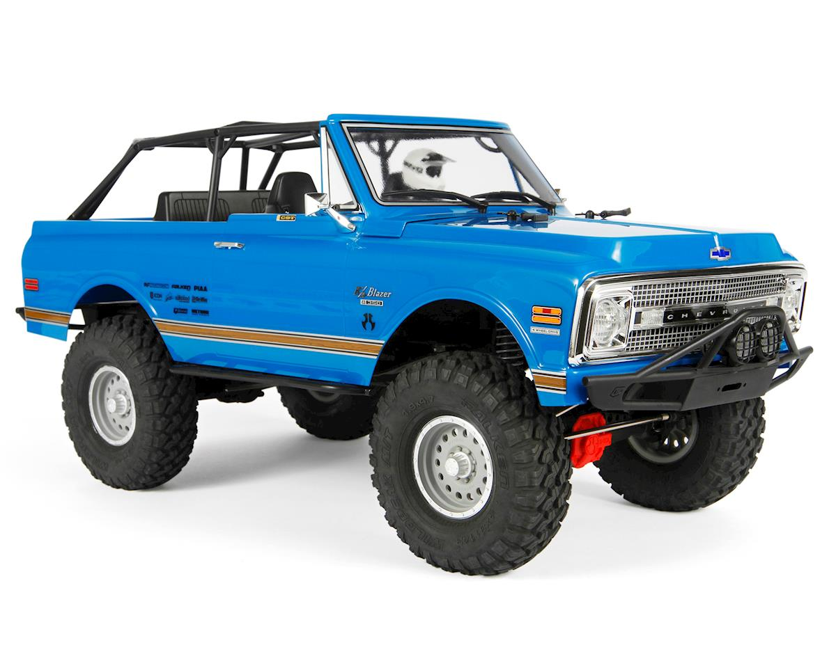 Axial SCX10 II 1969 Chevrolet Blazer RTR 4WD Rock Crawler