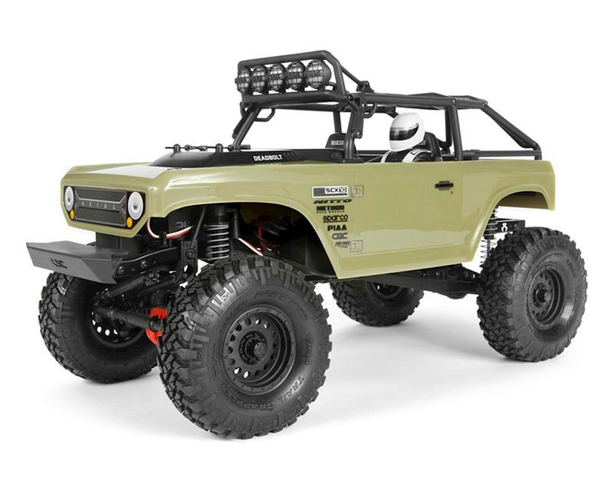 SCX10 II Deadbolt RTR 4WD Rock Crawler by Axial