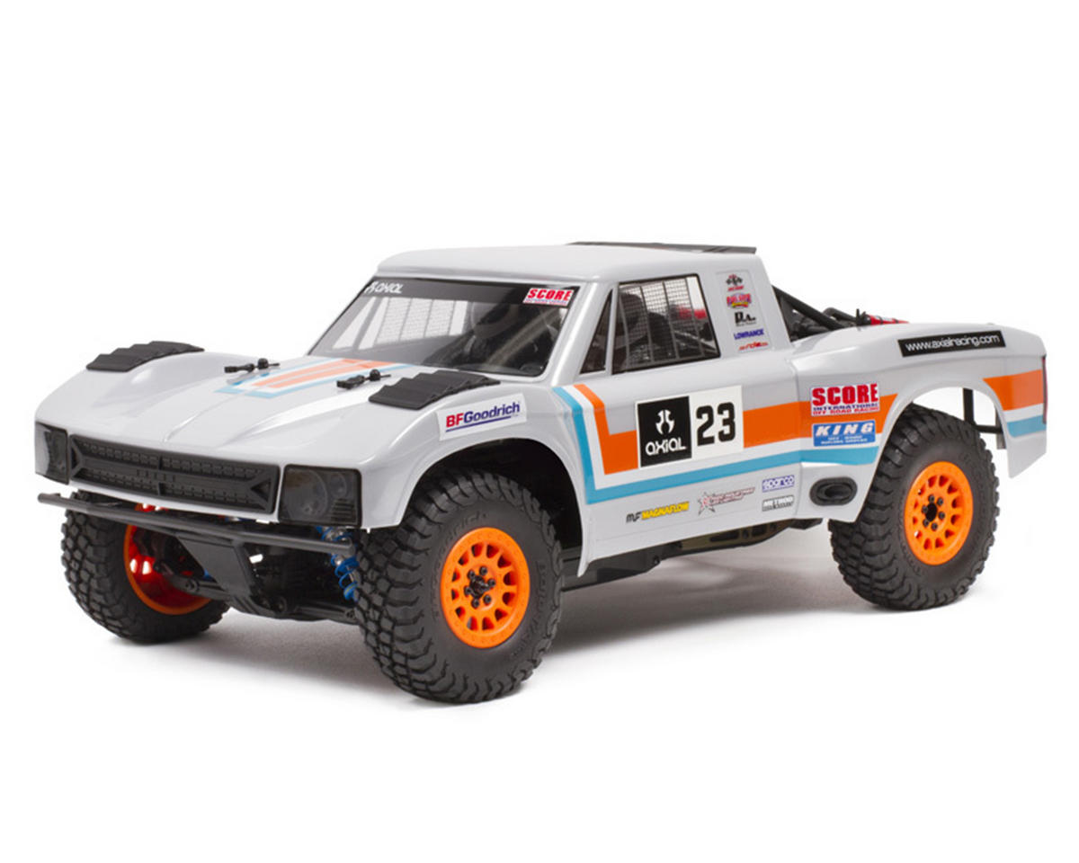 Axial Racing Yeti SCORE Retro Trophy Truck 1/10 4WD Short Course Truck Kit