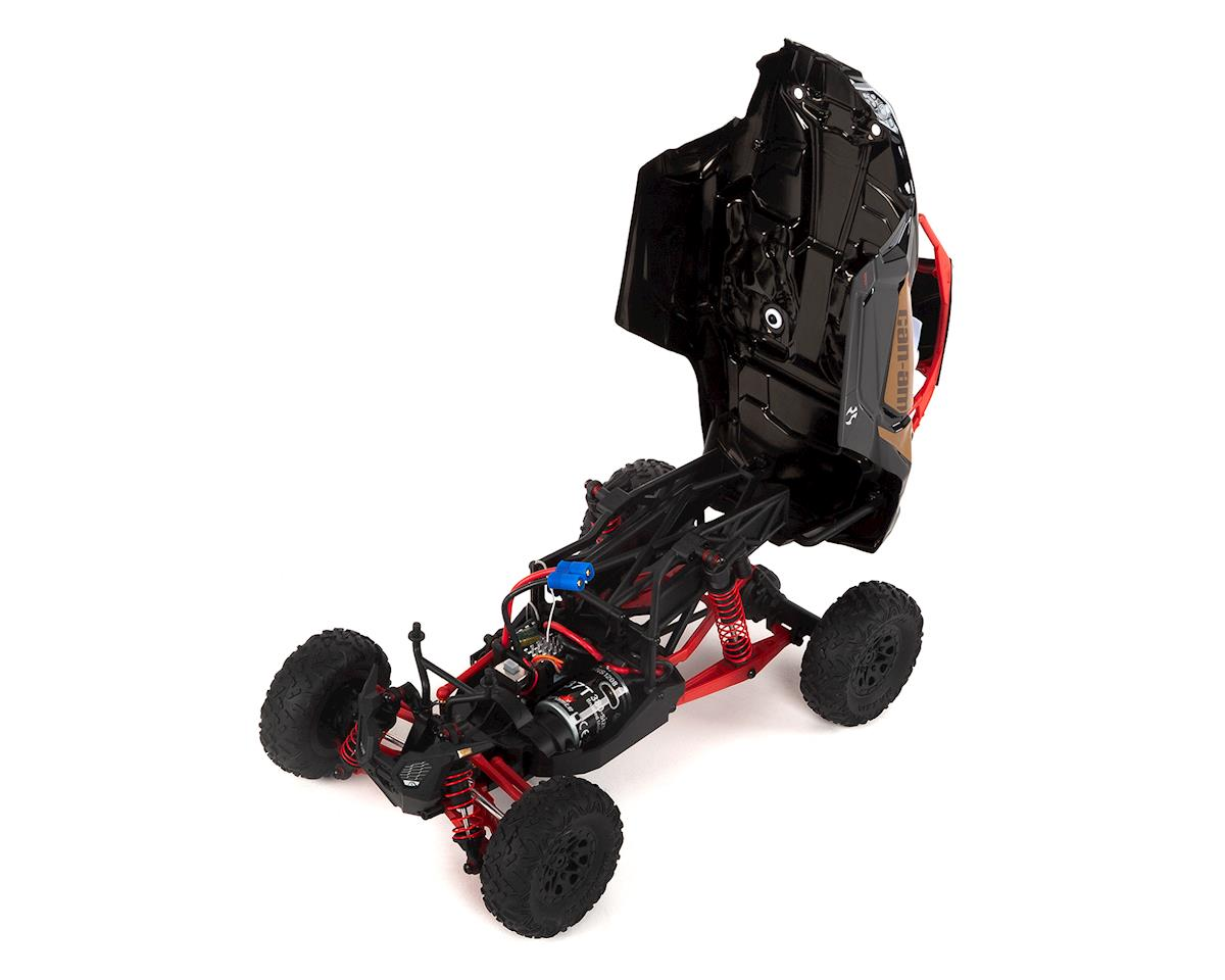 Image 2 for Axial Yeti Jr. Can-Am Maverick X3 1/18 RTR 4WD Electric Rock Racer Buggy
