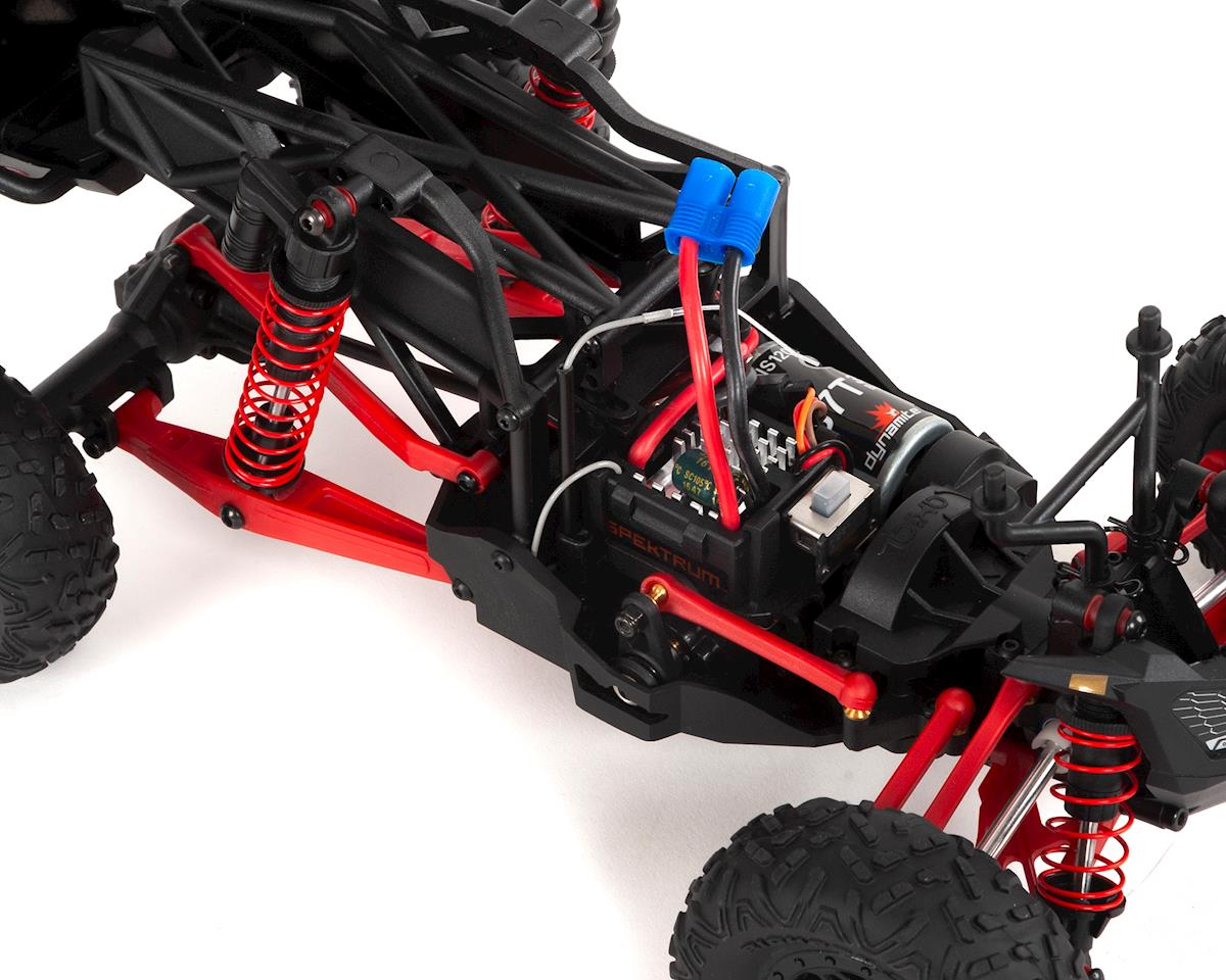 Image 5 for Axial Yeti Jr. Can-Am Maverick X3 1/18 RTR 4WD Electric Rock Racer Buggy