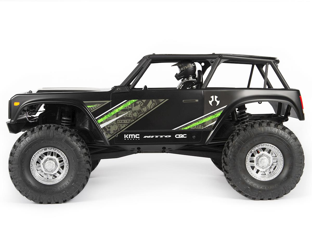 Axial Wraith 1.9 1/10 RTR Scale Electric Rock Crawler (Black)