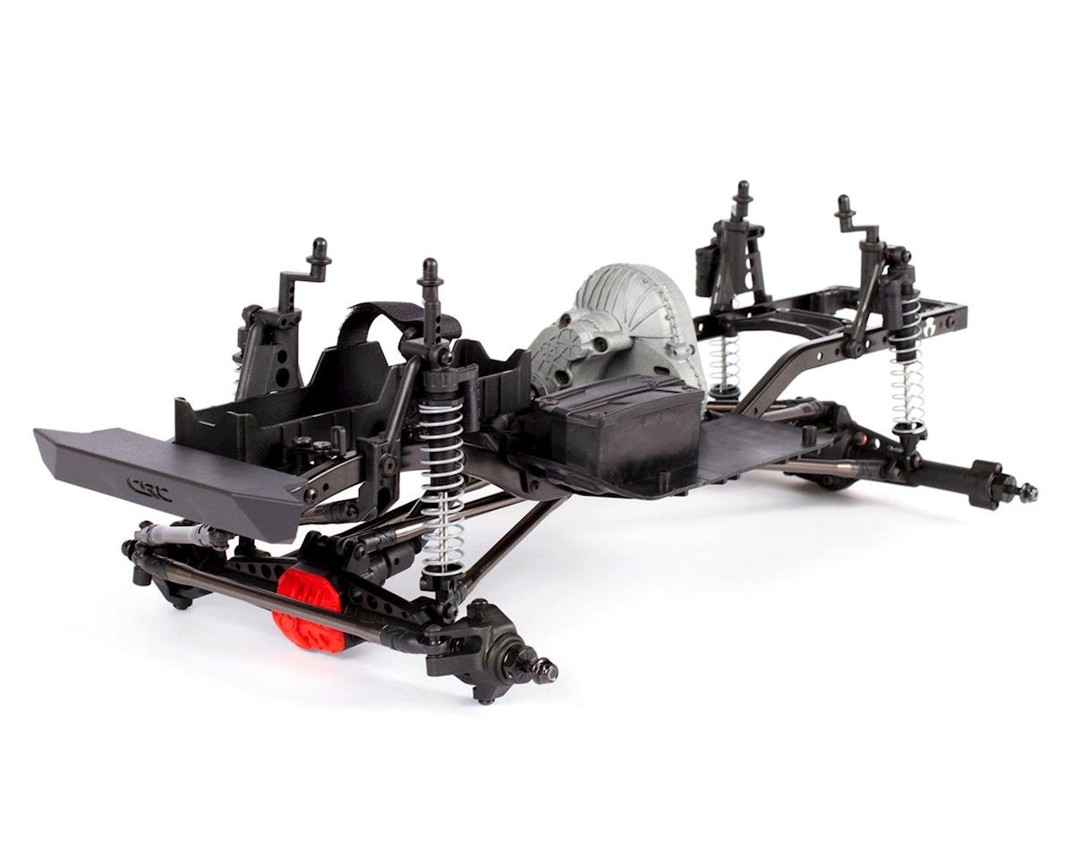 Axial SCX10 II Raw Builders Kit | relatedproducts