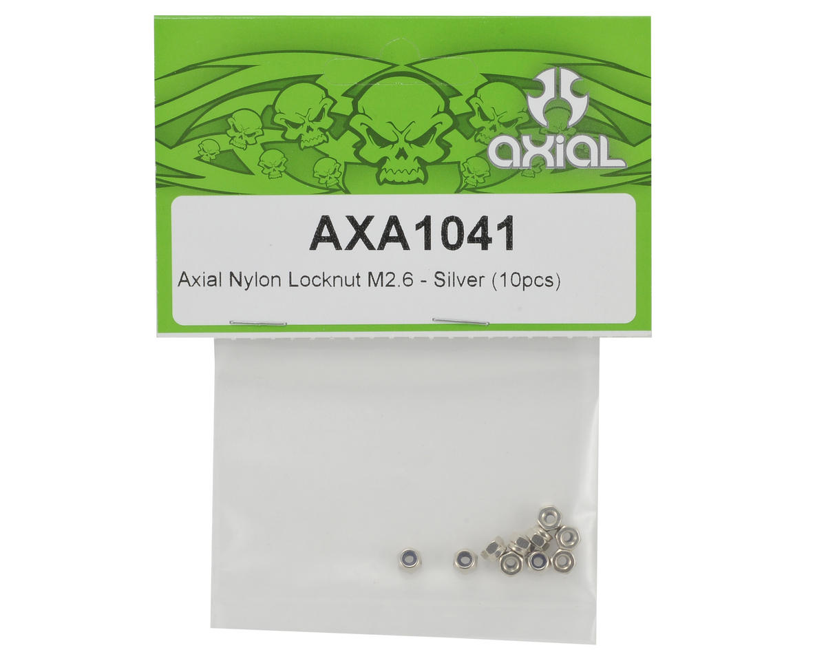 Axial Racing 2.6mm Locknut (10)