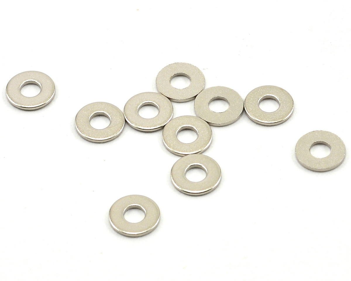 Axial 2.7x6.7x0.5mm Washer (10)