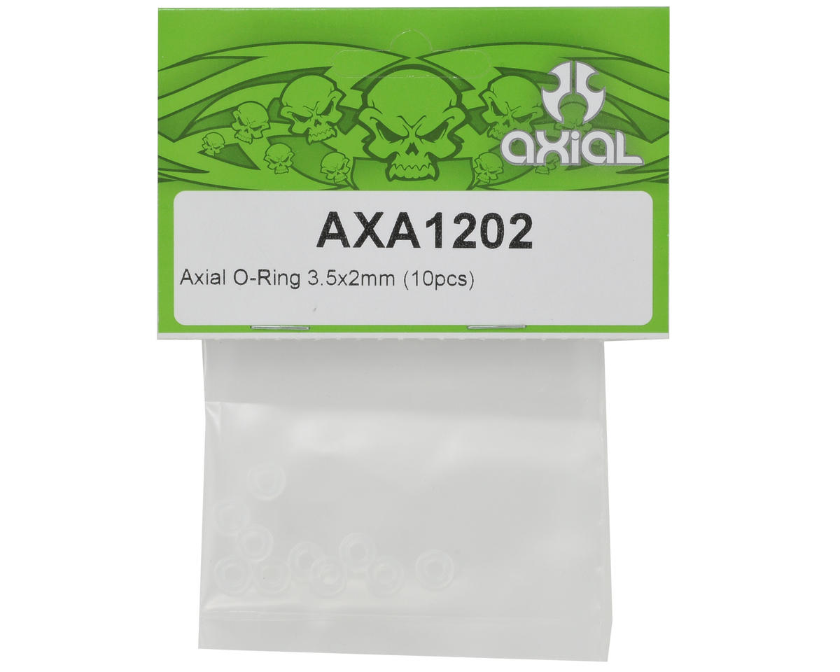 Axial 3.5x2mm O-Ring (10)