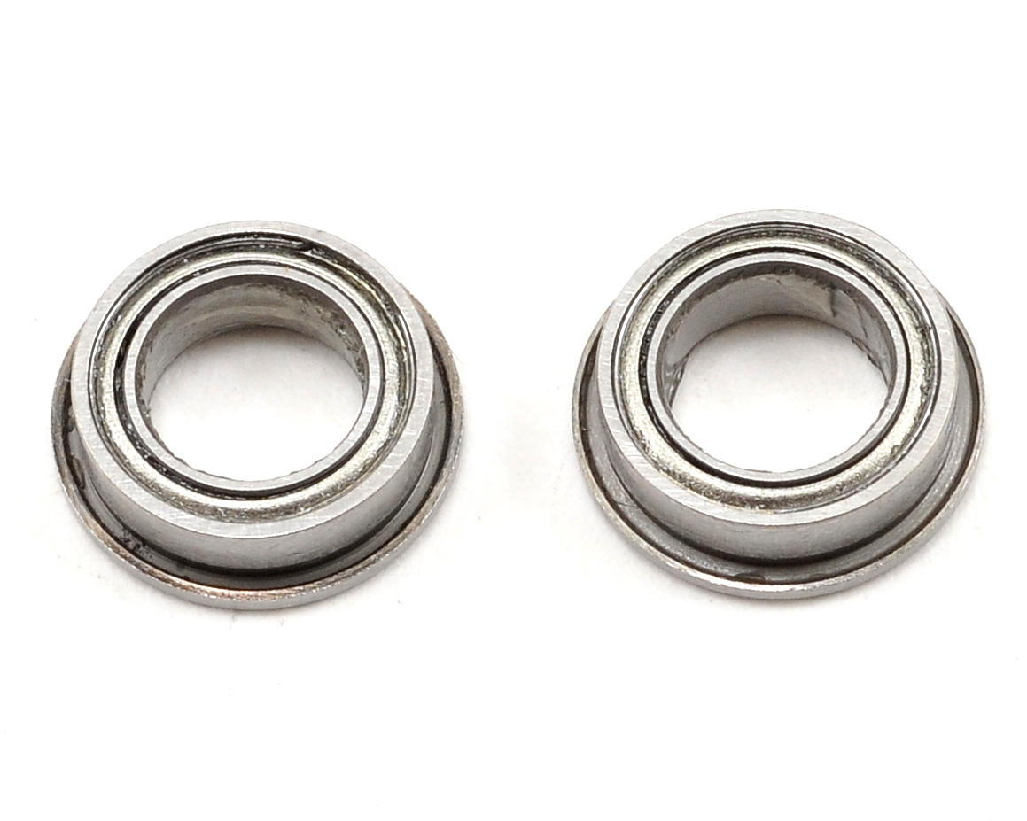5x8x2.5mm Flanged Bearing Set (2) by Axial Racing