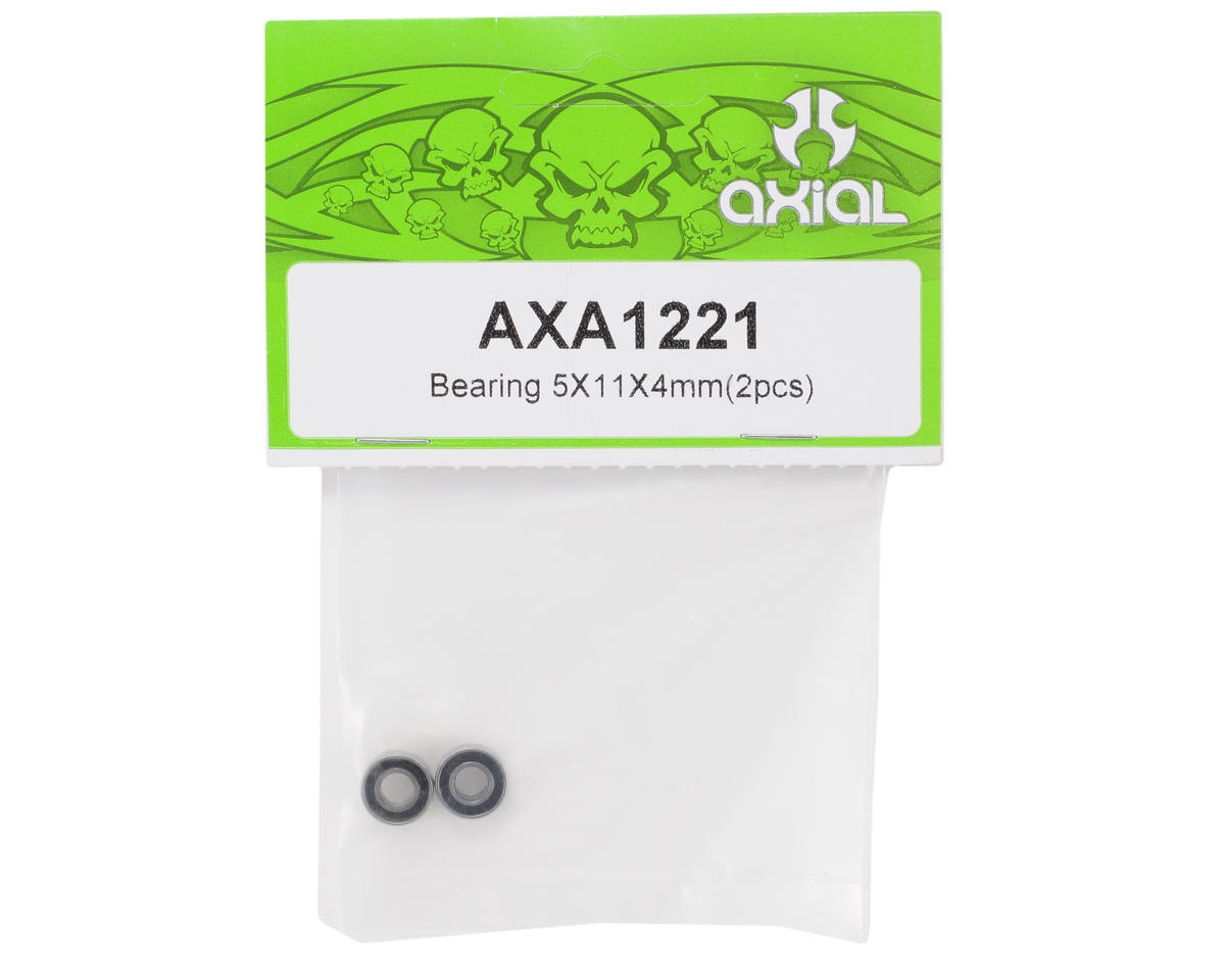 Axial Racing 5x11x4mm Ball Bearing (2)